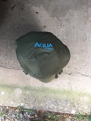 Aqua Unhooking Mat Used Carp Fishing Tackle
