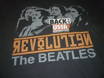 The Beatles Shirt ( Used Size M ) Very Nice Condition!!!