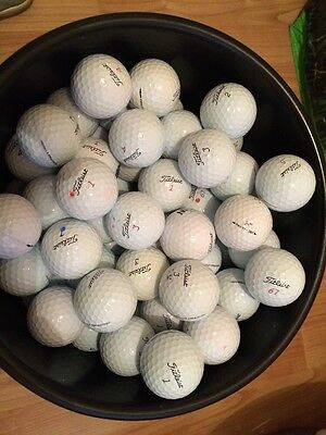 21 Grade A To Mint In Condition Titliest Pro V 1 Golf Balls
