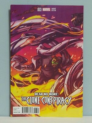 Amazing Spider-Man Clone Conspiracy #3     NM     MARVEL  Connecting Variant