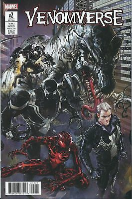 Venomverse #2     NM    Marvel     Connecting Cover Variant