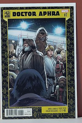 Star Wars Doctor Aphra #7 40Th Anniversary