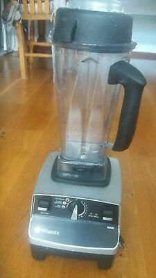 Vitamix Blender 6300 / Model VM0102B / 1380W - *USA plug* 120v