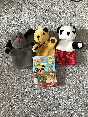 Sooty And Sweep Puppets