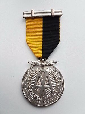 Very rare Automobile Association (AA) Service Medal