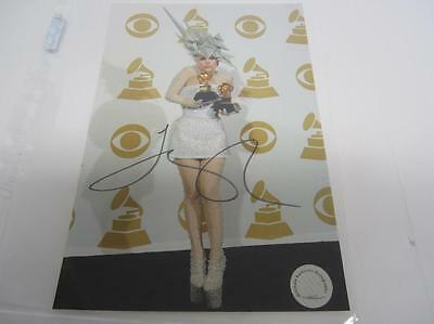 Lady Gaga signed autographed 8x10 Photo Certified Coa