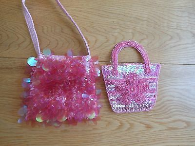 Childs bags 2 pink perfect for little princess