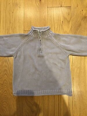 boys little white company Jumper Age 3-4