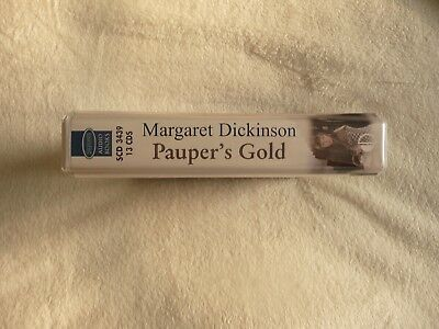 Audio Book - Unabridged - Pauper's Gold By Margaret Dickinson - 13 Cds