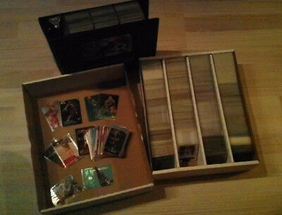 * ca. 3000 MEGA LOT NBA Trading Cards Basketball Sammlung Inserts Base Rookies *