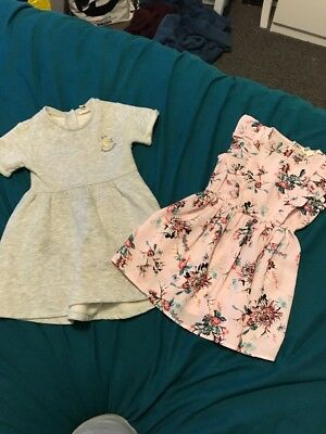River Island Baby Girls Dress Bundle 9-12 Month New & Used