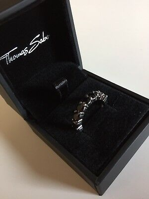 Thomas Sabo Ring Gr.:60 neu