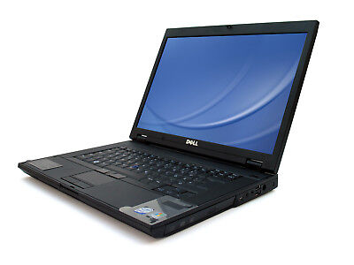 Fast Cheap Laptop Dell Latitude E5500 T7250 2Ghz 2GB RAM 120GB HDD 15.4""
