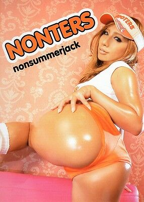 NONTERS Hooters - nonsummerjack Cosplay Model Photos HD Images
