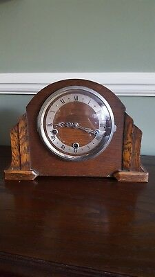 Antique clock H.J. Hill North PT?