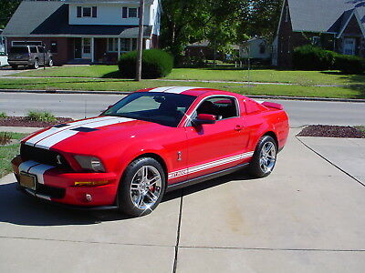 2007 Shelby Cobra  2007 Ford Mustang Shelby GT-500