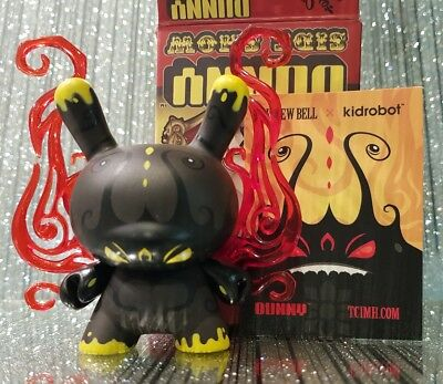 """kidrobot 3"""" Dunny Side Show Series - CHASE Andrew Bell Deeper Issues"""
