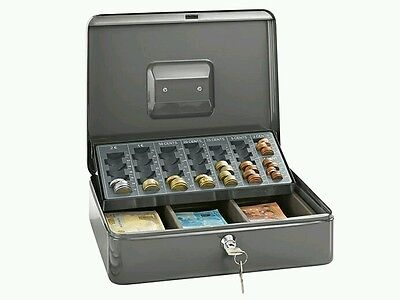 Ordex Cash Box / Till Ideal for Market Traders, Car boot sellers etc
