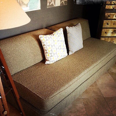 Mid-Century Modern Sofa / Daybed