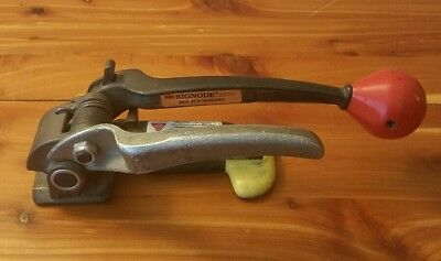 """Signode 257080 ST-D Type Strapping Tensioner w/Cutter for 1/2"""" Strap Width"""
