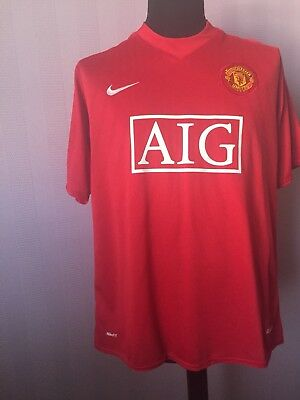 Maillot Manchester United 2007-2008