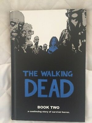 The Walking Dead: Book Two (hardcover)