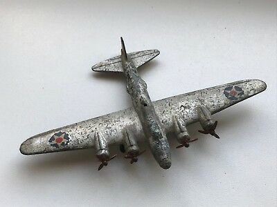 Vintage Dinky Meccano Plane - Boeing Flying Fortress