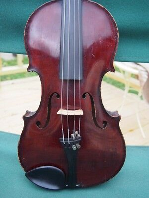 old violin french i think early1900s very nice