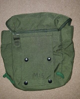 trial experimental plce respirator pouch