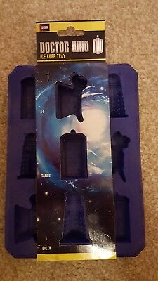 Dr Who ice cube tray *NEW*