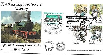 Year of the Child 1979 Kent & East Sussex Railway Children's Day Official.
