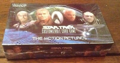 Star Trek The The Motion Pictures Boosters x 30