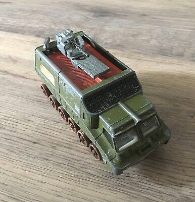 Vintage Dinky Toys UFO Shado 2 Vehicle- Incomplete- Read Description