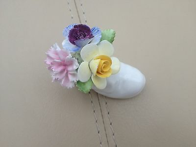 Royal Doulton Small Flower Posy Boot