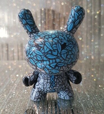 "kidrobot 3"" Exclusive Dunny- Toycon UK David Stevenson."