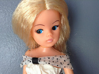 Vintage Barbie Doll Sindy  - Nude Doll Only #