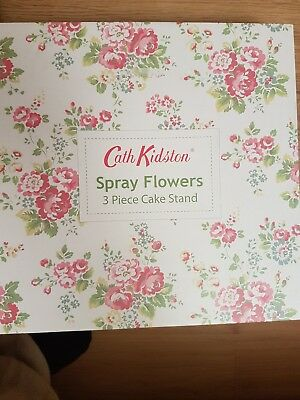 Porcelain cake stand from Cath Kidson