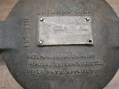 Railway Bogie Plate From 44 Class  Sale As Is From Deceased Estate