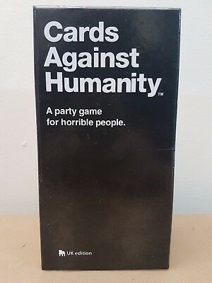 Cards Against Humanity UK edition - Brand New Sealed Top UK Seller Fast Dispatch