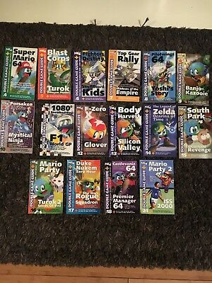 N64 Game Guides
