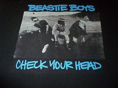 Beastie Boys Shirt ( Used Size XL ) Good Condition!!!