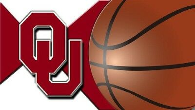 3 Tickets Oklahoma Sooners vs. TCU Horned Frogs 01/13