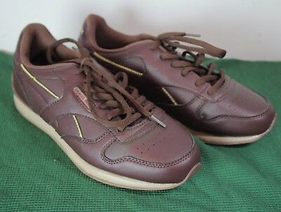 NEW Mens Brown Bowling Shoes Drakes Pride Solar Microgrip Sole SIZE: 6 FREE P&P