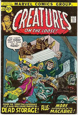Creatures on the Loose #14 (Nov 1971, Marvel)