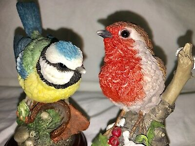 Vintage Royal Doulton Bird Figurines