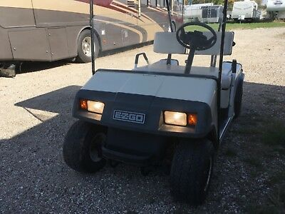 EZGO Freedom  Golf Cart,Lights,Horn,Brand New Trojan Battery's,New batteryCables