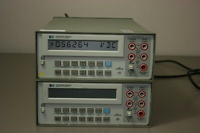 Agilent Keysight 3478A Multimeter, Calibrated with a 30 day Warranty