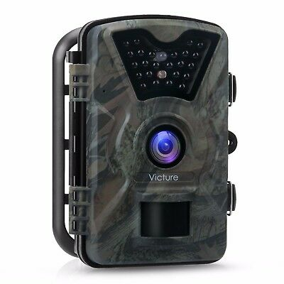 tasco 6mp trail camera manual