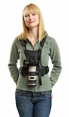 Cotton Carrier Camera Vest Holster System 1 Camera 100 CCS - 2256 - NEW