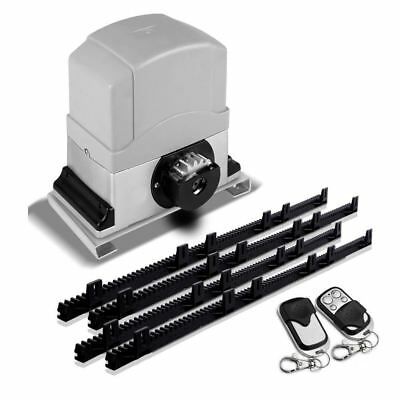 12000KG Automatic Sliding Gate Opener 4M with Remotes